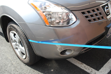 car bumper protection